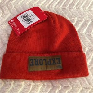 The North Face Boys Dock Worker Winter Hat Sz M